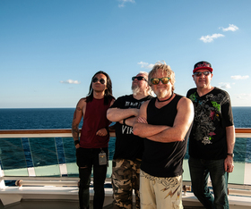 Pendragon - New Album: Love Over Fear Tour ´20