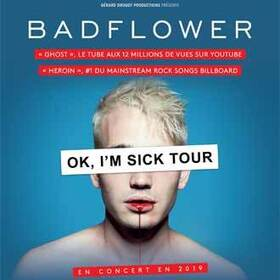 Bild: Badflower + Broken Hands + The Catching (Club Laiterie)