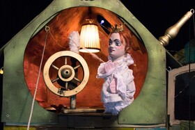 Bild: Dornröschen und Fräulein Lieselotte - Theater Maskotte
