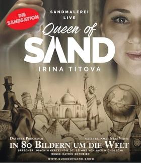 Bild: Queen of Sand - In 80 Bildern um die Welt