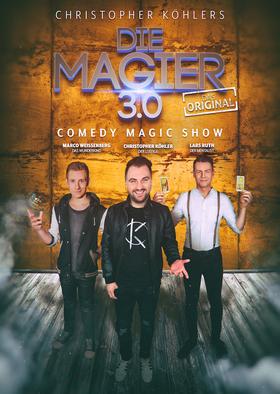 Die Magier 3.0 - Comedy Magic Show