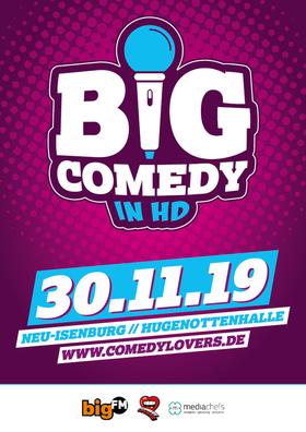 Bild: BigComedy - Special MixShow - mit Maxi Gstettenbauer, Alain Frei, Falk Schug, Frankfurter Klasse