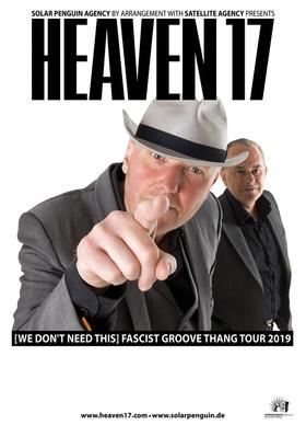 Bild: Heaven 17