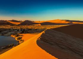 Bild: Namibia & Botswana -Tierisch gut - Michael Fleck