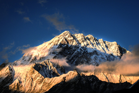 Bild: Himalaya - Gipfel, Götter, Glücksmomente - Live-Reportage von Pascal Violo