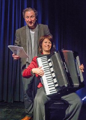 Bild: Weihnachten mit Astrid Lindgren - mit Stefan Wilkening und Maria Reiter