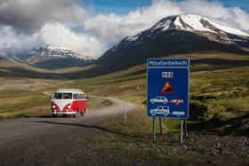 Bild: Bulli-Abenteuer Island - Peter Gebhard