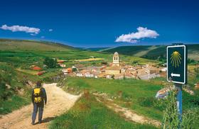 Bild: Der Jakobsweg - Von den Pyrenäen nach Santiago - Eine Panorama-Multivisionsshow von Michael Fleck