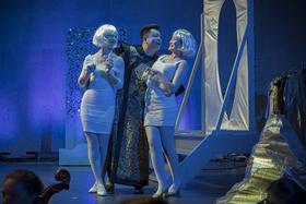 Bild: Silvester im KUBIZ: Orpheus in der Unterwelt - Operette von Jacques Offenbach
