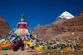 Bild: Tibet – Auf dem Dach der Welt zum heiligen Berg Kailash - Live-Multivisions-Show von und mit Andreas Huber