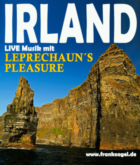 IRLAND - LIVE mit Irish Folk Band - Frank Zagel & Leprechaun´s Pleasure