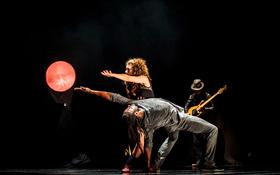 Trance - Soul-Musik und Tanz mit der Compagnie Nono Battesti