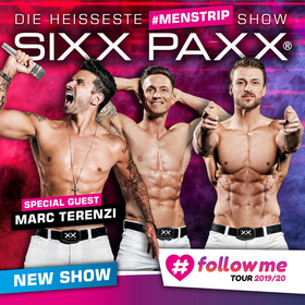 Bild: SIXX PAXX #followme Tour - Gera