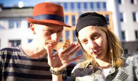 Bild: LIVE: Theodor Shitstorm (D) - Indierock, LoFi
