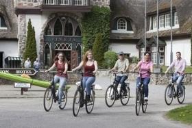 Bild: Fahrradtour - Grenzenlos Aktiv im Forsthaus Damerow - Fahrradtour - Grenzenlos Aktiv im Forsthaus Damerow