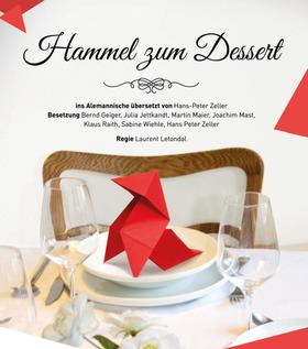 Bild: Hammel zum Dessert - Alemannische Bühne Freiburg