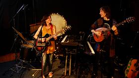 Bild: Dave Bainbridge & Sally Minnear - – an Evening of Iona Music & More -