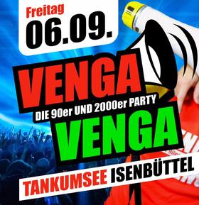 Bild: Venga Venga Tankumsee - 90er & 2000er Open Air
