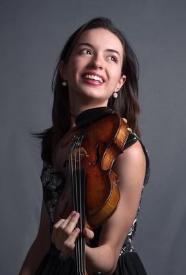 Bild: Akademischer Orchesterverband München - Laura Handler, Violine