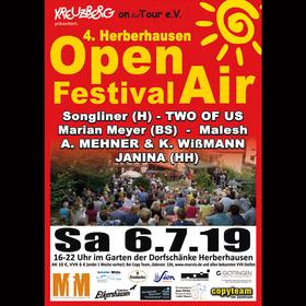 Bild: 4. Herberhausen Open Air Festival - (Veranstaltung des Kreuzberg on KulTour e.V.)