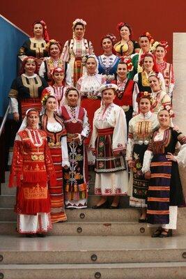 Bild: The Bulgarian Voices Angelite