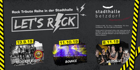 Bild: Kombiticket Let´s Rock