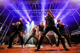 Bild: Backstreet´s Back - Italiens Beste Backstreets Tribute Band