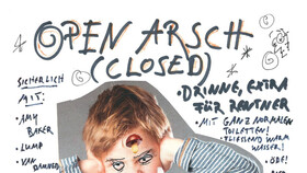Bild: OPEN ARSCH (closed) - (closed)