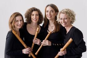 "Bild: Flautando - ""Kaleidoskop"" – Flötenmusik aus aller Welt"