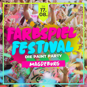 Bild: Farbspiel Festival 2019 - Die bunteste Party der Region