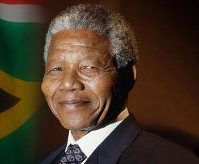 Bild: Nelson Mandela - American Drama Group Europe
