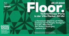 Bild: floor. - Techno/House Party