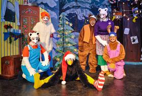 Bild: Alles Weihnachten mit dem kleinen Raben Socke - Kindertheater nach den Büchern von Nele Most