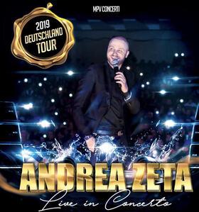 Bild: Andrea Zeta - Live in Concerto