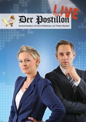 Der Postillon - LIVE - Die große Jubiläumstour !
