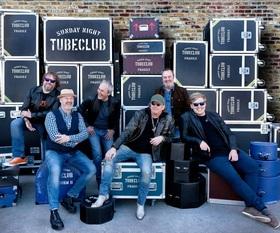 Bild: SUNDAY NIGHT TUBECLUB - die neue Band der Crackers Gitarristen!