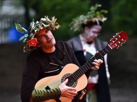 Bild: Theater GegenStand Sommerprojekt 2018: Sommernachtsträume unterm Sternenhimmel - Weil es im letzten Jahr so schön war!
