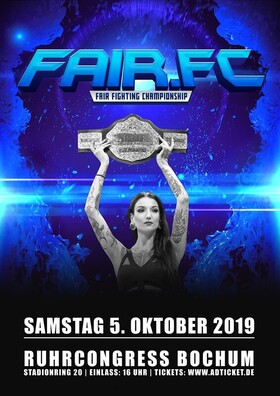 Bild: FAIR FC 9 - Fair Fighting Championship