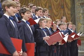 Bild: Windsbacher Knabenchor - Kaufunger Konzerte- WEIHNACHTSKONZERT