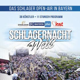 Bild: 6. Schlagernacht in Weiß - Das Schlager Open-Air beim Hahnenkamm Festival 2020