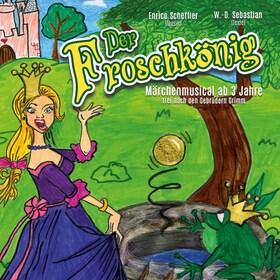 Bild: Der Froschkönig | Märchenmusical