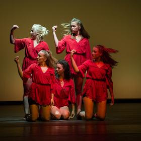 Bild: Tanz SPLITTER - Im Vorprogramm: Workshopergebnis