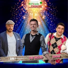 Bild: Unglaublich. Lustig - Stars zu Gast im Paradies. Comedy- und Magie-Dinner in 4 Akten