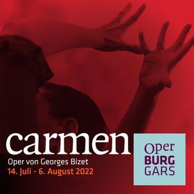 Bild: Carmen - Oper Burg Gars