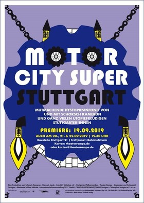 Bild: MOTOR CITY SUPER STUTTGART