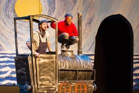 Bild: Jim Knopf und Lukas der Lokomotivführer - Das Musical von Christian Berg nach dem Roman von Michael Ende