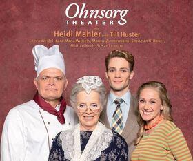 Ein Mann mit Charakter - Lustspiel von Wilfried Wroost mit Heidi Mahler und dem Ohnsorg Ensemble