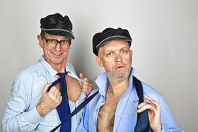 Bild: Ladies Night mit Fischer & Jung - Hüllenlose Sahnehäubchen zeigen Comedy-Theater vom Feinsten