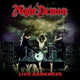 Bild: Night Demon - Live Darkness Summer Show 2019