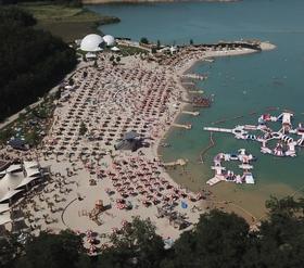 Bild: Pinta Beach - Eintritt (ohne Parkplatzticket)